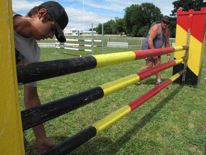 The Waikato colours jump