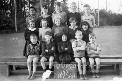 The Karapiro School Hydro page