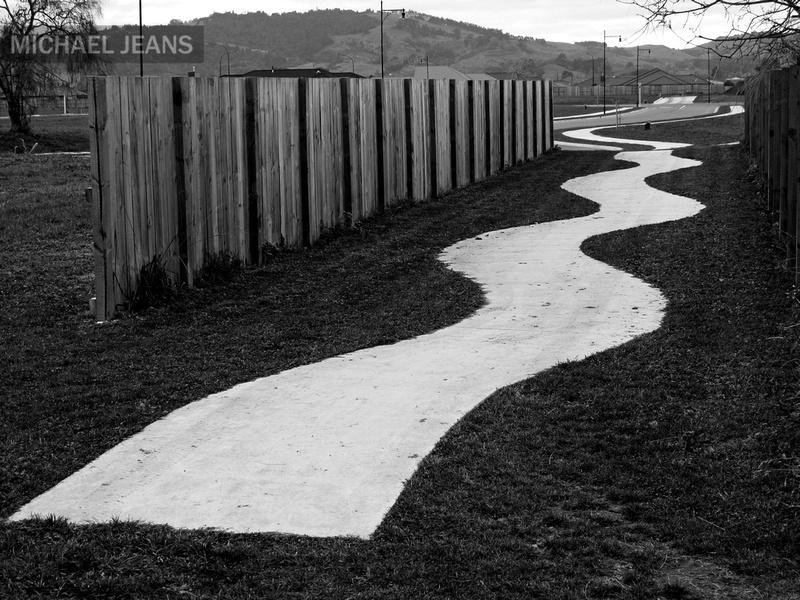 Swayne Road walkway