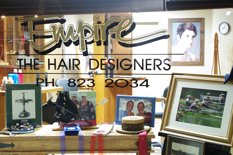Empire The Hair Designer | Counties Manukau Rowing Club