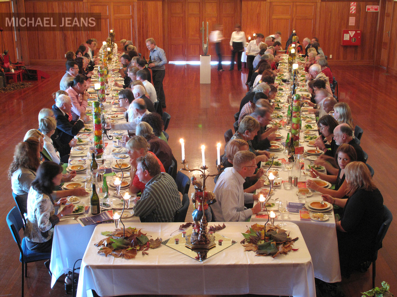 Cambridge Chamber of Commerce Long Lunch