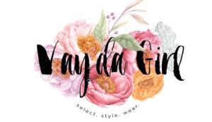 Vayda Girl Logo