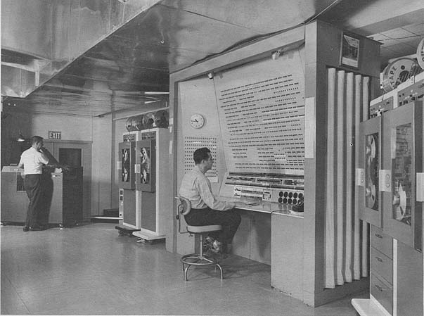 BRLESC Ballistic Research Laboratories Electronic Scientific Computer