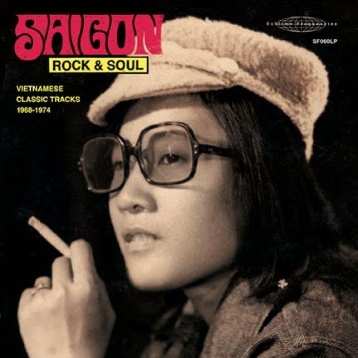 Saigon Rock & Soul Cover Sublime Frequencies