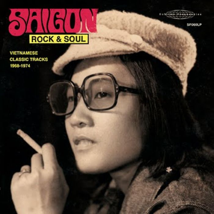 Saigon Rock & Soul Cover Sublime Frequencies