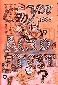 Acid Test Muir Beach Crop