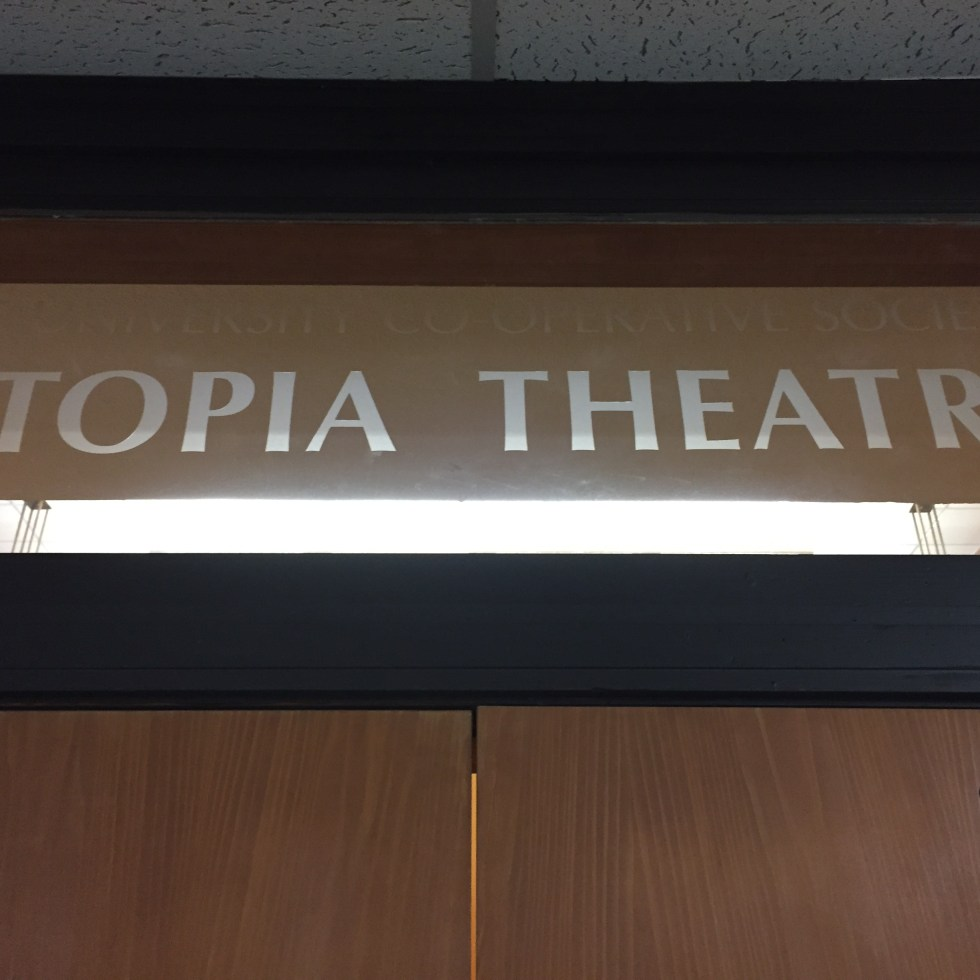 Utopia Theatre School of Social Work UT-Austin