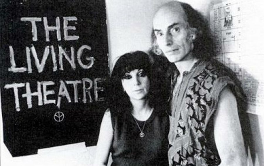Julian Beck Judith Malina Living Theatre