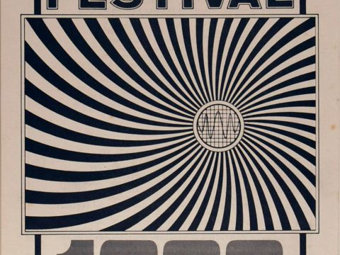 Trips Festival Poster 1966