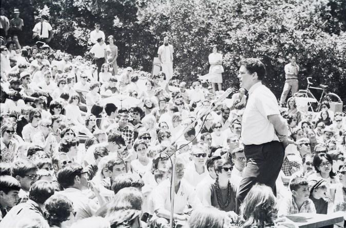 Barry Olivier, Berkeley Folk Music Festival, 1964