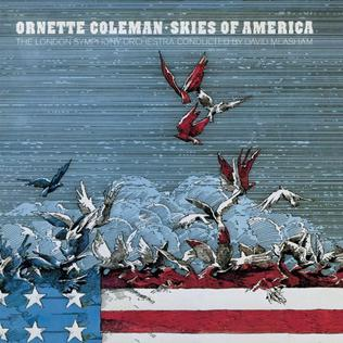 Ornette Coleman Skies of America