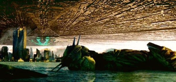 Roland Emmerich hates the Statue of Liberty