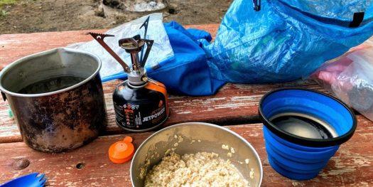 Thur Hiker - Hiker Trash Breakfast