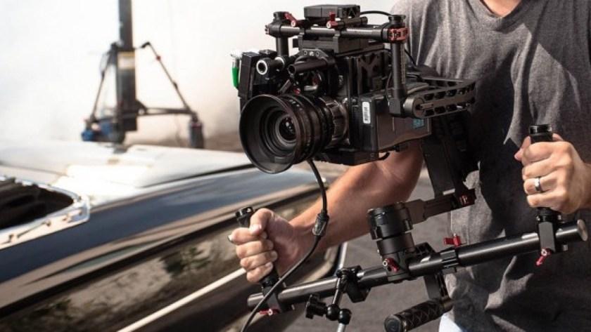 DJI Ronin M camera gimbal