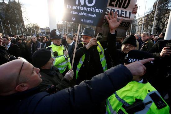 antisemitismo judíos