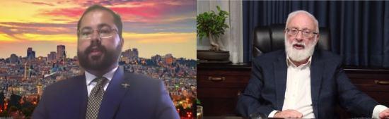 entrevista antisemitismo David A Rosenthal judíos Israel
