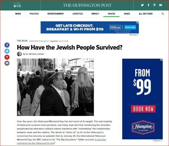 Huffington Post (04-15-2015)