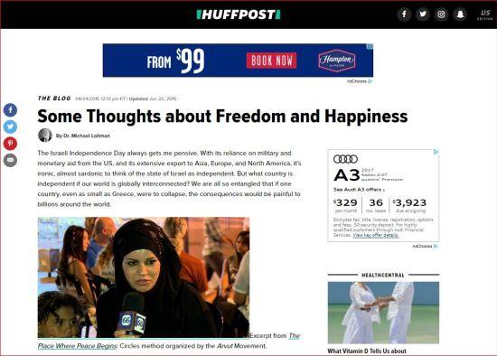Huffington Post (04-24-2015)
