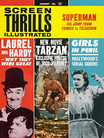 Screen Thrills Illustrated No. 4