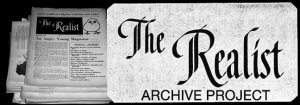 The Realist Archive project