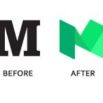 Logos for Medium.com