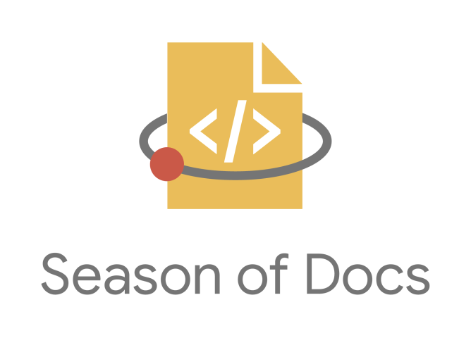 Google Season of Docs logo