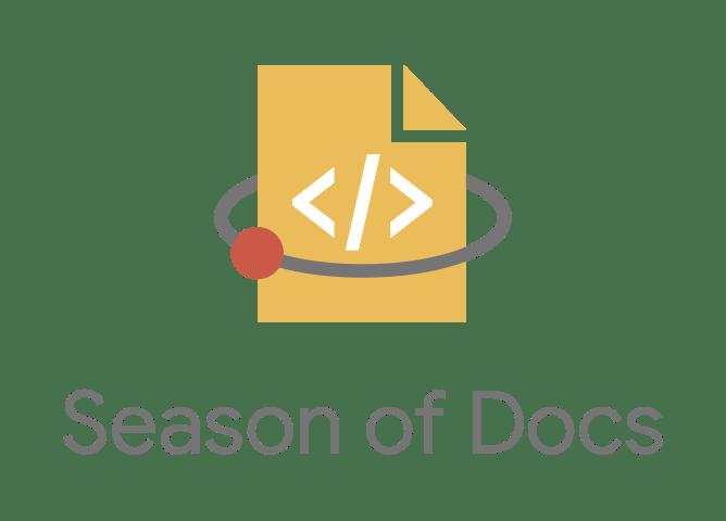 Google Season of Docs logo