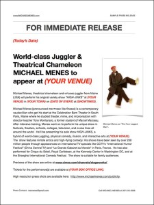 Tech & Publicity - michaelmenes.com