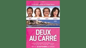 DEUX AU CARRE - Michael Mercier acteur, actor, comédien, film, cinéma, théatre