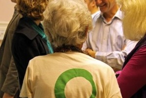 Taking Action, Networking on Ways to Protect the Planet