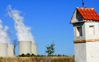Nuclear Plant in the Country