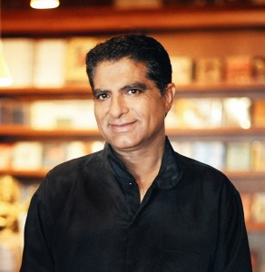 Deepak Chopra M.D. has helped introduce the many benefits of meditation to many people around the world.