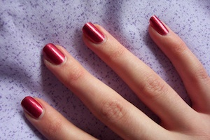 There are hazards in the nail salon industry that you should be aware of.