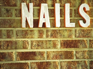 Nail salons can have bacteria, fungus and viruses.