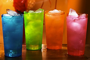 Colourful Beverages
