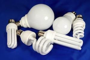 Assorted CFLs