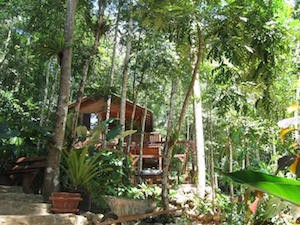 Eco House in Belize