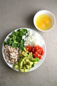 Veggies and Eggs