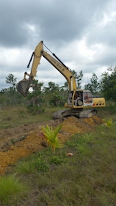 Construction in BEV