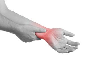 Wrist Inflammation