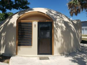 Monolithic Dome Institute EcoShell 1