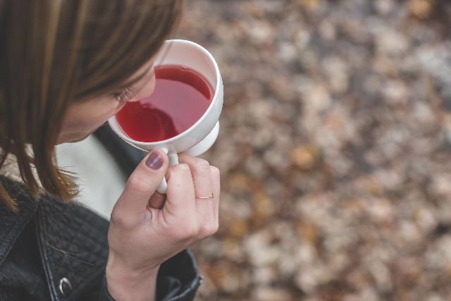 Comforting Herbal Tea