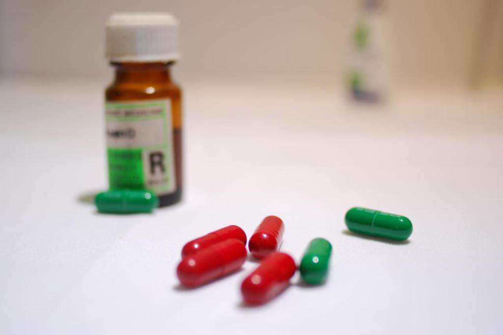 Prescription Antibiotics