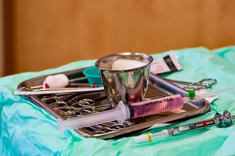 Surgery Anesthesia Syringe Surgical - Ri_Ya / Pixabay