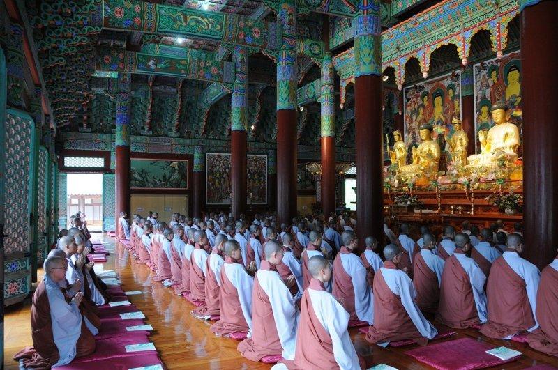 Buddhism Buddha Temple - 1279942 / Pixabay