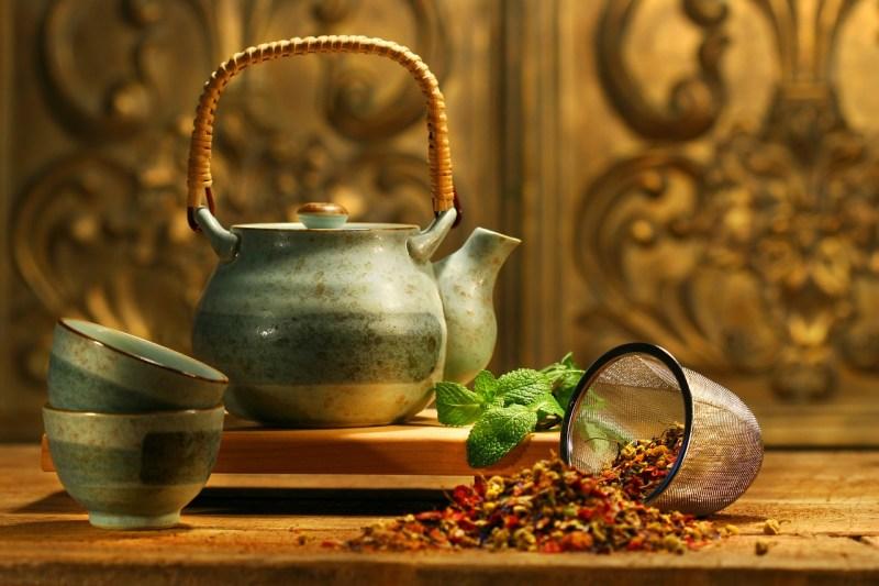Tea Herbal Tea Mint Healthy Herbs - ricardokosloff / Pixabay