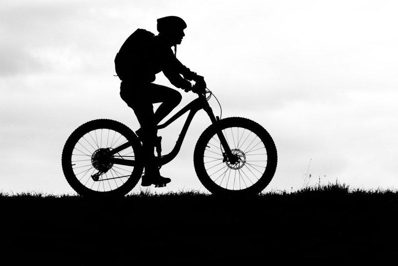 Bike Mountain Bike Silhouette