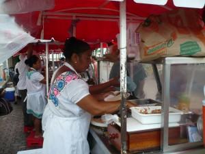 local food cart
