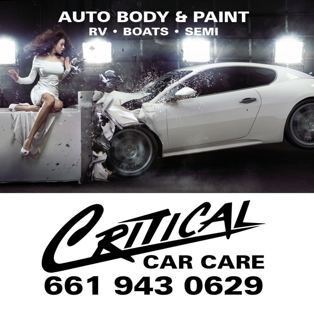 critical car care web site design and development