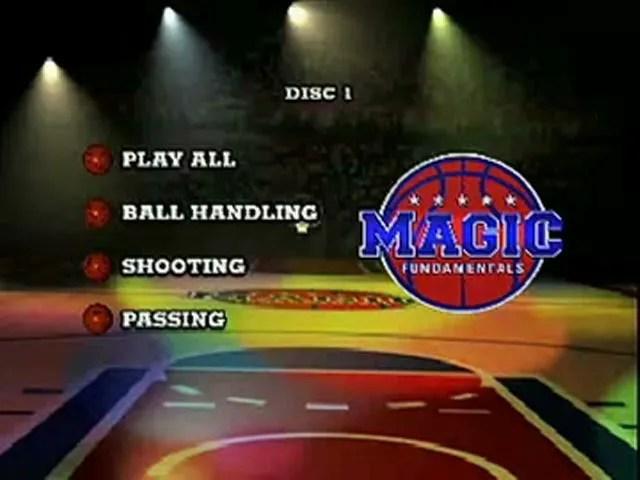 MAGIC The Fundamentals DVD